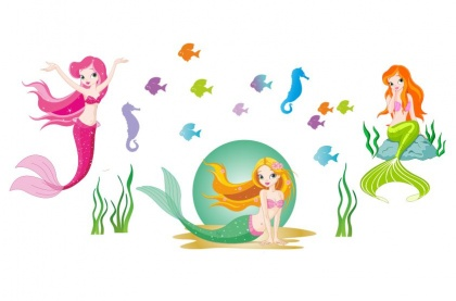 mermaids-fish